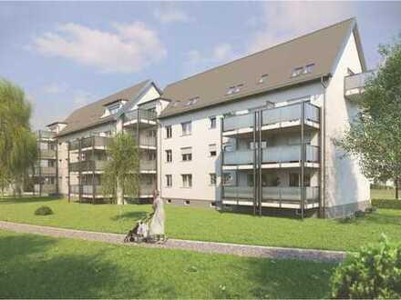Wunderschöne 2 Zimmer Dachgeschosswohnung in Dillingen