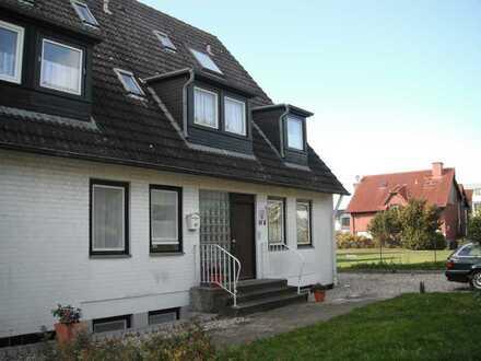 Dahme 1-Zimmer Dachgeschoß-Appartement mit gr. ausgebautem Spitzboden; Strandlage