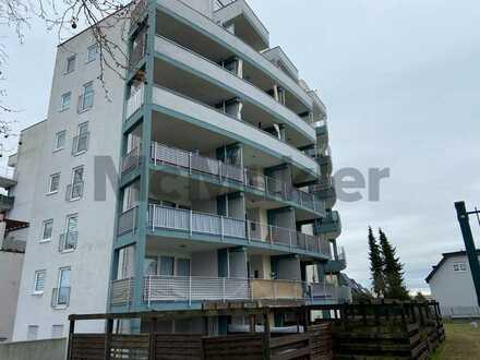 Ideal für Berufspendler und Naturfreunde: Top angebundenes Apartment mit sonnigem Balkon und TG