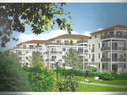 Exklusive, neuwertige 2-Zimmer-Wohnung mit Balkon und EBK in Ingolstadt