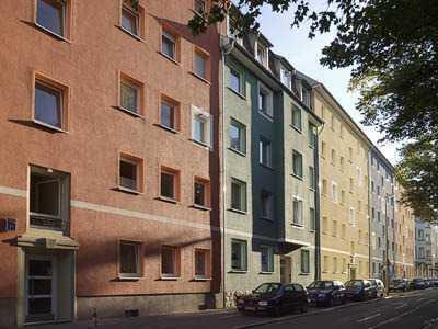 ++ Viel Platz für die Familie + 2 Balkone + Saniertes Haus + Sanierte Wohnung ++