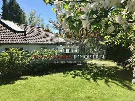 Familienfreundlicher Bungalow in Beliebter Lage von Nienstedten