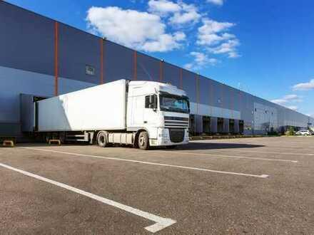 50.000 m² Logistik- und Produktionsflächen zugeschnitten und passend für Ihr Business