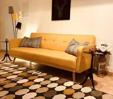 Voll möblierte 3-Zimmer-Wohnung mit Garten in Heidelberg Neuenheim