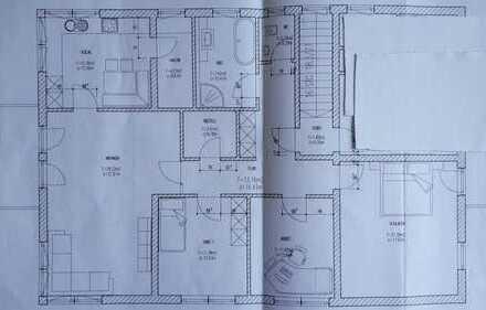Gepflegte 4-Zimmer-DG-Wohnung mit Balkon und EBK in Seeon-Seebruck