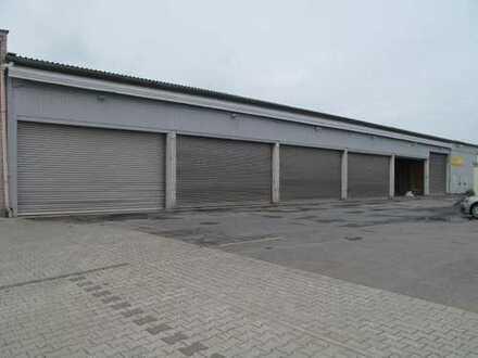 Großzügige Gewerbeflächen Halle-Produktion-Büro