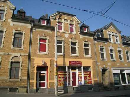 17/11 - Zwangsversteigerung! Wohn- und Geschäftshaus in Plauen (Südvorstadt)