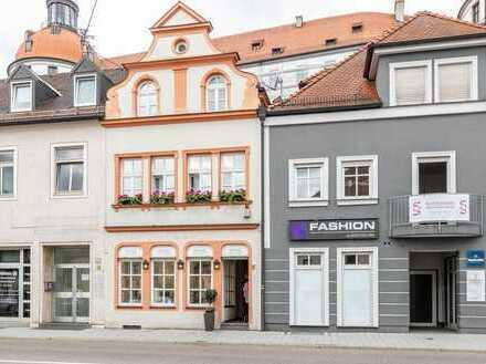 Wohn- und Geschäftshaus in Renaissanceform