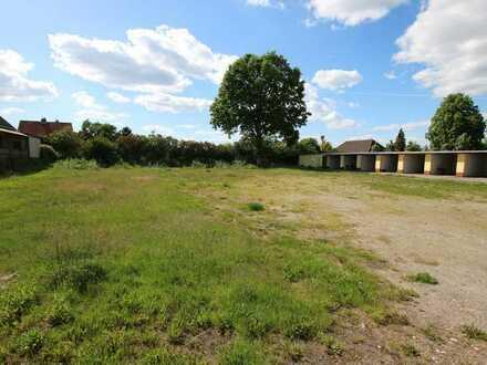 768 m² großes Baugrundstück in Bergfeld bei Parsau