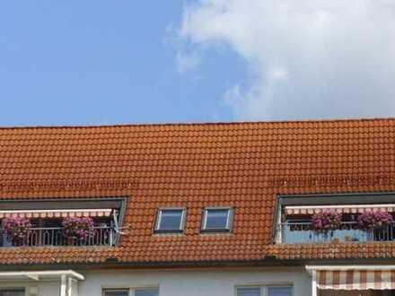 PROVISIONSFREI! Sonnige 3-R.-Dachgeschosswohnung in Meiningen