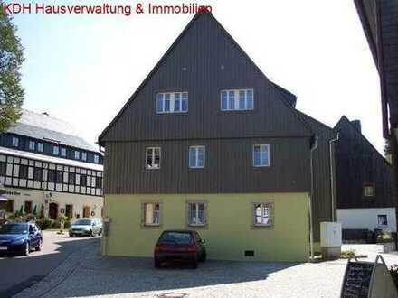 Altersgerecht und barrierefrei - Mehrfamilienhaus im Zentrum von Geising