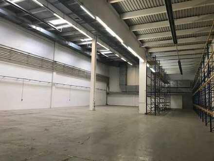 PROJECTA: 1.200 m² Lagerfläche * teilbar ab 500 m² * verkehrsgünstig gelegen * 069 955 1100 *