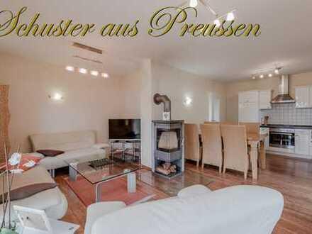 Schuster aus Preussen - Usedom - Sonnen und Ferieninsel - reetgedecktes Ferienhaus zur Eigennutzu...