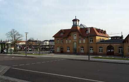 Bürofläche gegenüber REWE und Bahnhof/Parkhaus Radebeul Ost zu vermieten