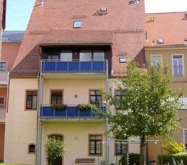 Moderne 2-Raum-Wohnung mit schönem Ausblick