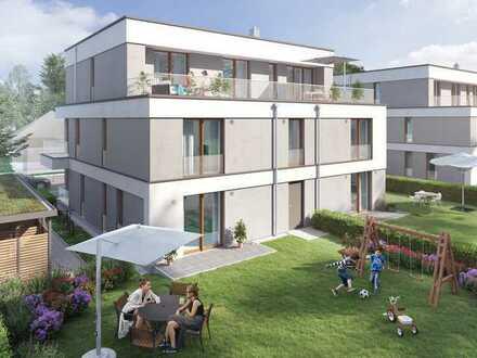 Sichern Sie sich Ihre exklusive Dachgeschosswohnung mit großer Dachterrasse und Blick auf die Havel
