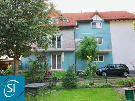 Frankenthal (Mörsch) | lichtdurchflutete Komfortwohnung mit viel Platz zum Wohlfühlen