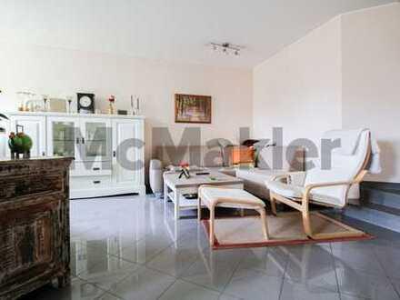 Zentrale Lage: Vermietete und gepflegte 3-Zimmer-Wohnung mit Loggia in der Neusser Innenstadt