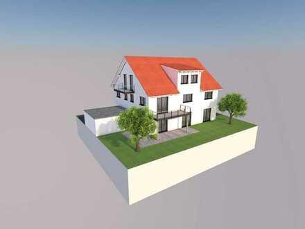 Exklusive Obergeschoss-Neubauwohnung in ruhiger Lage!