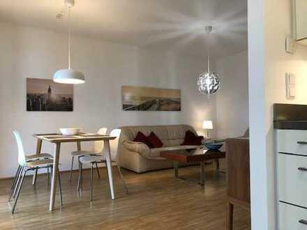 Möblierte Luxus 2 Zimmer Wohnung mit direktem Parkblick in Laim/Pasing, München