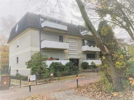 Gepflegte 2,5 Zimmerwohnung in der Gartenstadt Süd/ Neustadt!