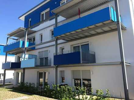 3 Zimmerwohnung mit Balkon in Straubenhardt