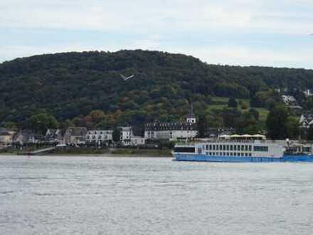 RHEINLAGE zw. Bonn / Koblenz Fr.HAUS 9-Zi.207 W-Fl. 790 Gr.stück, 2 GARAGEN,WEITSICHT, KAPITALANLAGE