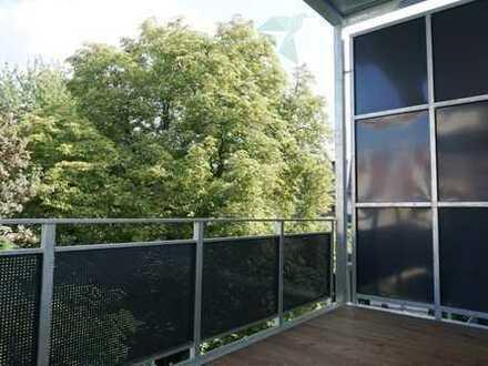 Geräumige 3-Raum-Wohnung mit sonnigem Balkon