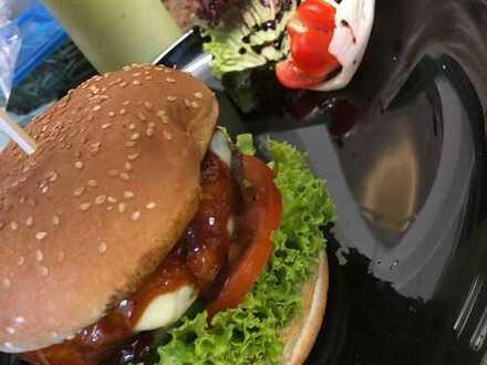 Restaurant Steak- & Burgerhouse mit großer Palmenterrasse