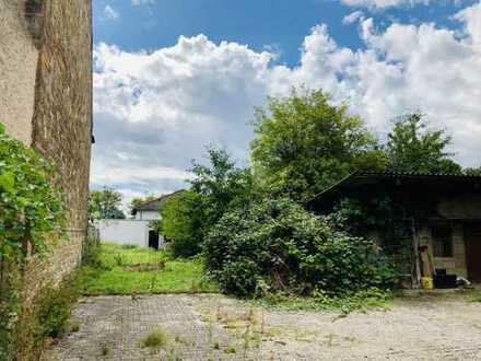 Der Traum vom Eigenheim in Dirmstein! Grundstück mit Abriss- oder Umbauhaus!