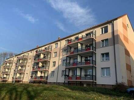 Ein Platz an der Sonne - Wohnung mit neuem Balkon