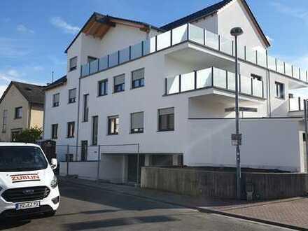 Erstbezug: 5 Zimmer-DG/Penthouse-Wohnung mit großer Dachterraserasse, Südlage in Ingelheim
