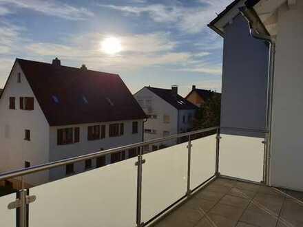 Stilvolle 4,5-Zimmer-Wohnung mit Balkon und EBK in Heilbronn (Kreis)