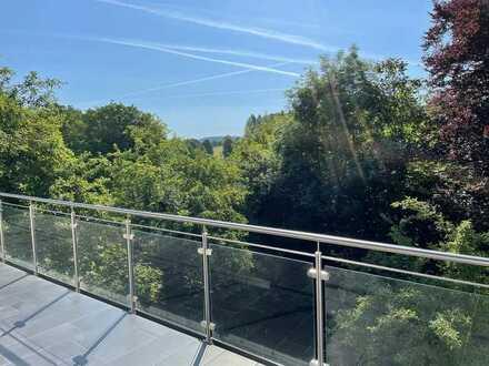 Attraktive 5-Zimmer-Loft-Wohnung mit Balkon in Tiefenbronn