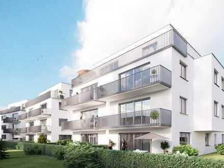 Exklusive Erdgeschosswohnung mit Süd-Terrasse und großem eigenen Garten!