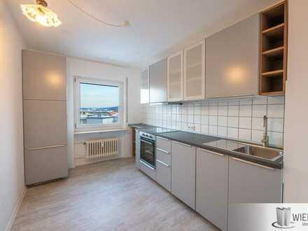 3 Zimmer, sofort frei, neue Einbauküche, Tiefgarage