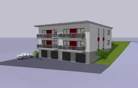 Komfortable Eigentumswohnung mit Garage in Warburg-Scherfede