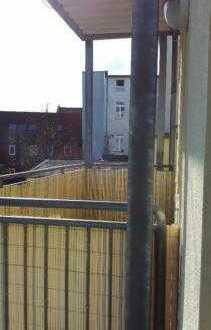 Günstige, gepflegte 2-Zimmer-Wohnung mit Balkon in Burg