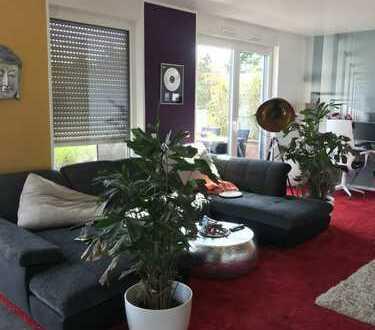 80 qm Penthouse Wohnung in Köln Sürth voll möbliert ab 3 Monate Miete