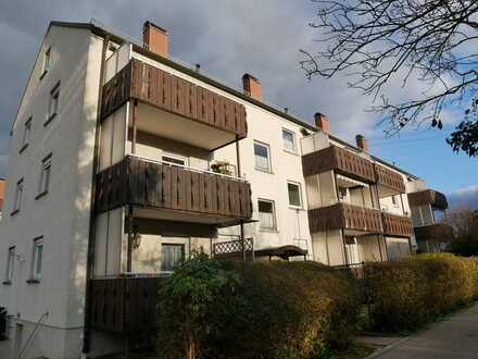 helle und ruhige Wohnung mit Balkon und Kinderzimmeroption-kurzfristig frei-