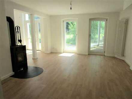 Attraktive 5-Raumwohnung mit viel Platz und idyllischen Garten in Potsdam!