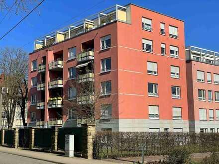 4-Zimmer-Maisonette-Wohnung in attraktiver Stadtlage in Rastatt