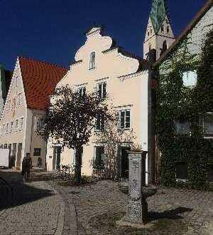 Schöne Altstadtwohnung in ruhiger, aber zentraler Lage