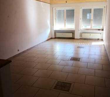 3-Zimmer-Erdgeschosswohnung mit Balkon und Garage in Ulm Eselsberg