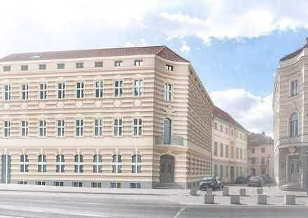 Wohnen und Arbeiten im Musikerhaus Potsdam