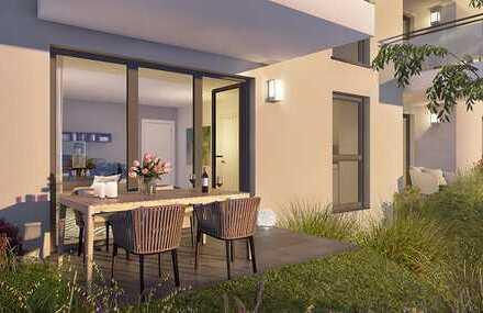 Wohnpark Sensenstein - 2-Zimmer-Wohnung im modernen Designe