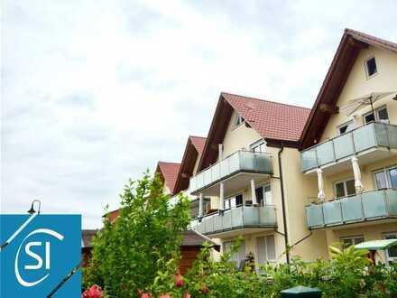 Eine Wohnung zum Verlieben... neuwertige und lichtdurchflutete Maisonettenwohnung in ruhiger Lage
