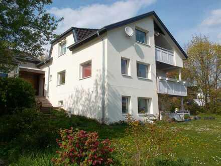 Renovierte Wohnung mit Blick auf den Harz