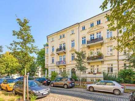 3-Zimmer-Wohnung mit großer Küche, Gäste WC und Balkon - nur wenige Meter bis Schloss Sanssouci