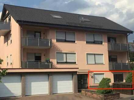 Gepflegte EG-Wohnung mit 1,5 Zimmern und EBK in Stadtprozelten